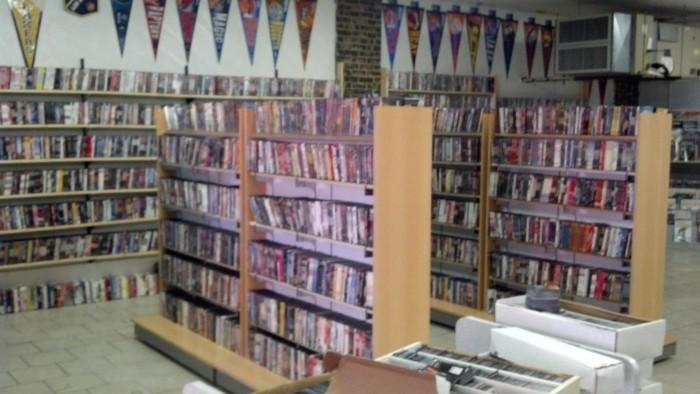 Dvd Corner